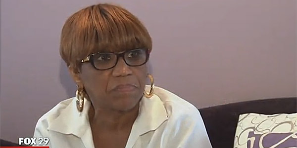 Maxine Thompson, a 70-year-old grandmother in Philadelphia, shot a home intruder on May 5 (Photo: Screenshot/Fox 29)