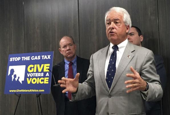 Republican governor in California?