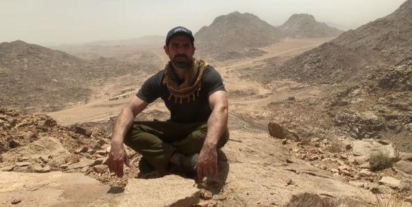 Joel Richardson now 'fully convinced' Mt. Sinai in Saudi Arabia