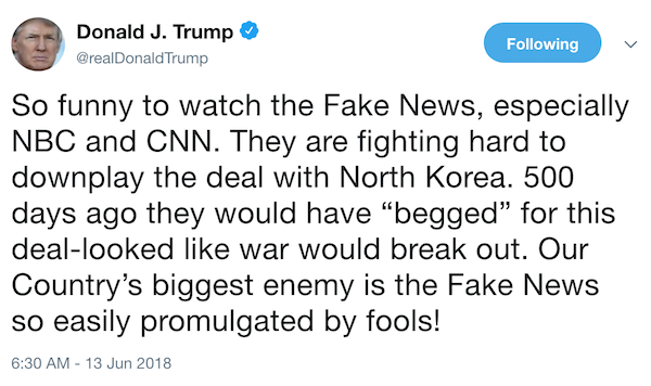 trump-enemy-fake-news-tweet-600