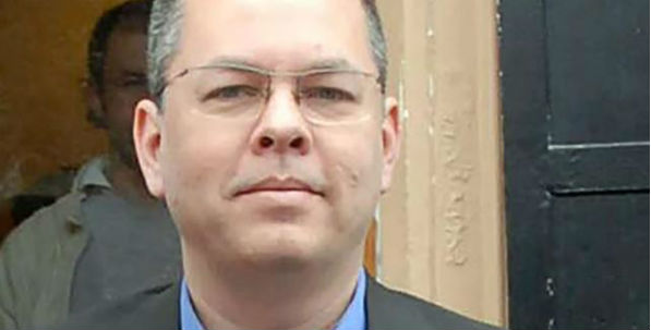 US Threatens Sanctions on Turkey If Jailed American Pastor Not Freed
