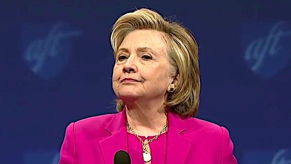 Hillary Clinton, Nancy Pelosi renew `Russia` attack on...