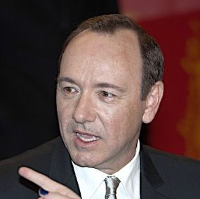 "Kevin Spacey at the premiere of ""Margin Call"" in Berlin in 2011 (Photo courtesy Siebbi, Wikimedia)"