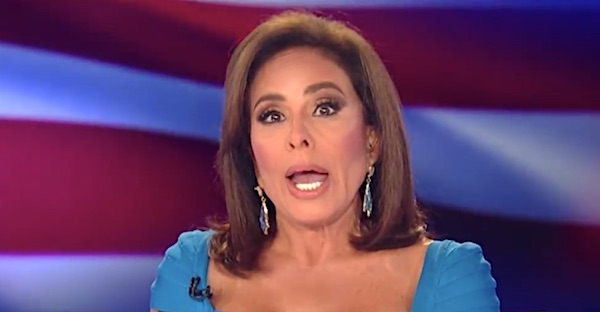 Judge Jeanine dubs Mueller with new nickname -  WND
