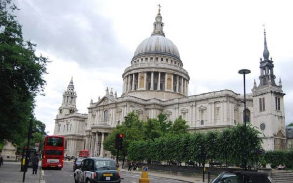 St. Paaul's Cathedral, London