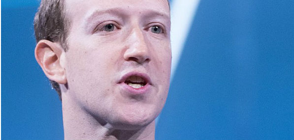 Facebook CEO Mark Zuckerberg (Wikimedia Commons)