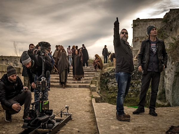 "The crew of ""7 Miracles"" (Vive Studios)"