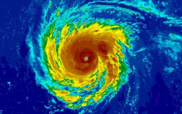 Hurricane Florence (NOAA)