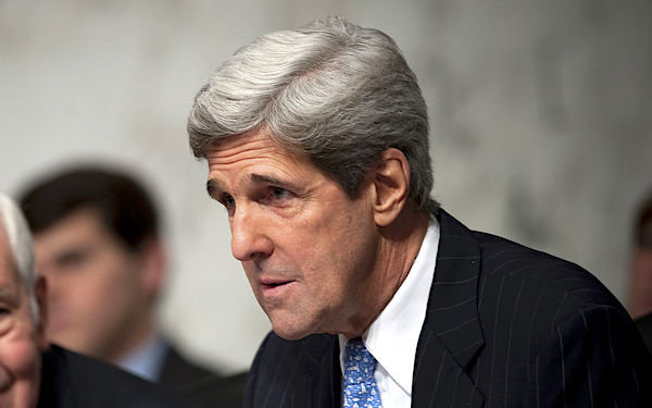 Rubio to Justice Dept.: Did Kerry's Meetings With Iranian Official Break Laws?
