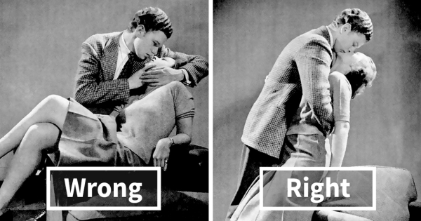Kissing guide