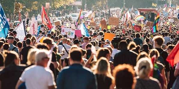 More than 200,000 marched in Berlin on Saturday (andiweiland/Flickr)