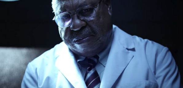 Earl Billings as Dr. Kermit Gosnell in 'Gosnell'