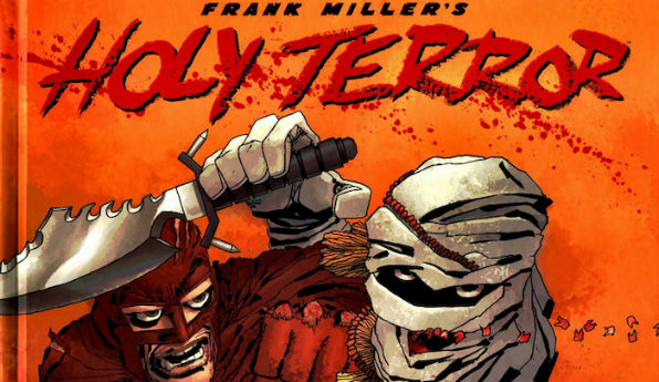 """Holy Terror"" by Frank Miller"