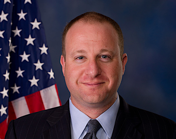 Jared Polis (Official portrait)