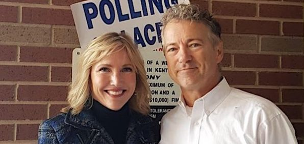 Kelley and Rand Paul (Twitter/Rand Paul)