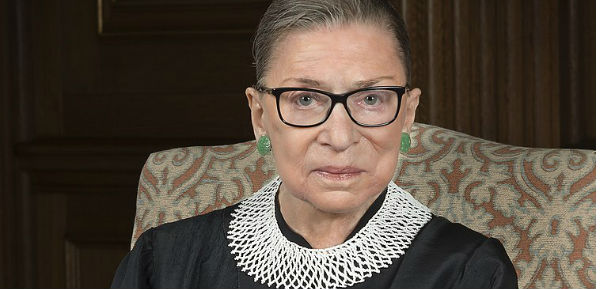 Supreme Court Associate Justice Ruth Bader Ginsburg (Supreme Court of the United States)