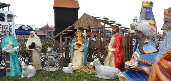 Rehoboth Beach, Delaware, officials order church's nativity scene removed