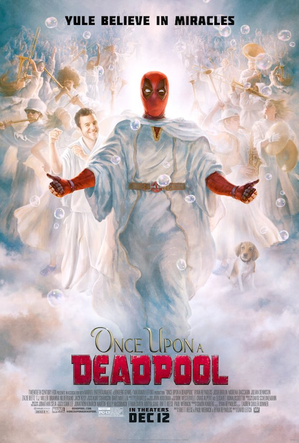 """Once Upon a Deadpool"" movie poster (Fox)"