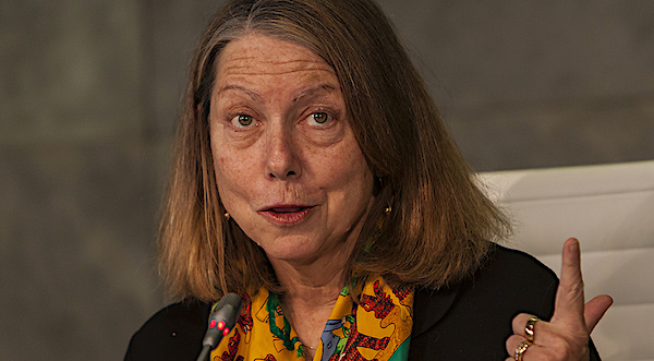 Jill Abramson (YouTube screenshot/Conversaciones Con)