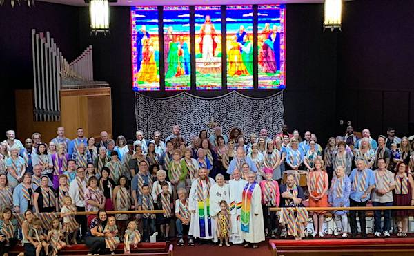 The Allendale United Methodist Church in St. Petersburg, Florida (Facebook photo)
