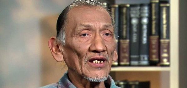 Nathan Phillips speaks to CNN about his confrontation with students at the Lincoln Memorial on Jan. 18, 2019 (Screenshot)