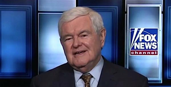 Newt Gingrich (Fox News screenshot)
