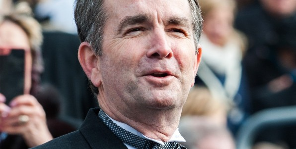 Virginia Gov. Ralph Northam (Wikimedia Commons)
