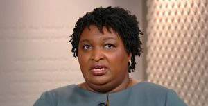 Stacey Abrams (PBS video screenshot)