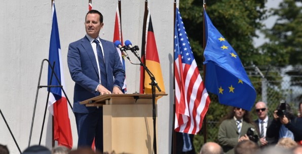 U.S. ambassador to Germany Richard Grenell