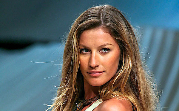 Gisele Bündchen (Photo by Tiago Chediak via Flickr)