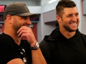 Robby and Tim Tebow, executive producers 2019 RTR Movie Holdings, LLCAll Rights Reserved.