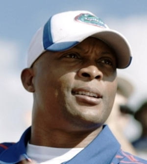 Eddie George plays a University of Florida football scout2019 RTR Movie Holdings, LLCAll Rights Reserved