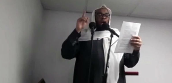 Image result for New York Imam guides his followers how to punish Christians and Jews For being non-Muslims