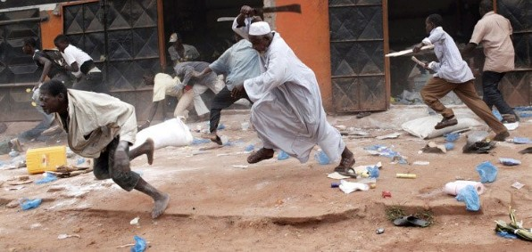 Fulani herdsman attack Christians in Nigeria (Facebook)