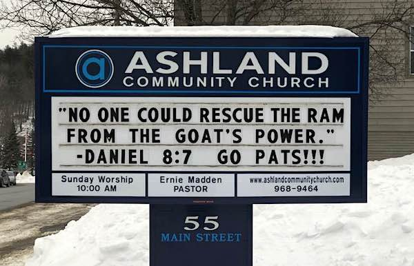 Image courtesy Ashland Community Church's Facebook page
