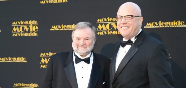 Filmmakers Gary Solomon and Chuck Konzelman (Movieguide)