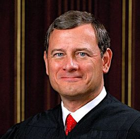 U.S. Supreme Court Chief Justice John Roberts (official photo)