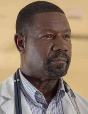 Dennis Haysbert as Dr. Jeremy Garrett.  Photo Credit: Allen Fraser. TM and © 2018 Twentieth Century Fox. All Rights Reserved.