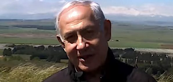 Israeli Prime Minister Benjamin Netanyahu (video screenshot)