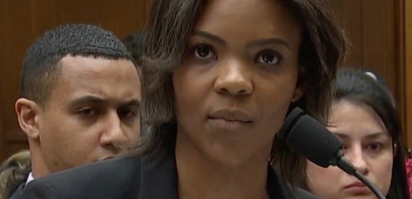Candace Owens testifies to the House Judiciary Committee April 9, 2019 (Screenshot)