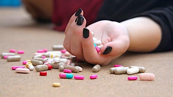 U.S. drug overdoses reached record high amid pandemic shutdowns