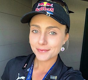 Lexi Thompson (courtesy Instagram)