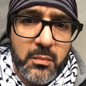 Amin Husain, attorney and instructor at NYU, Pratt Institute and the New School. Organizing and leading anti-Israeli, anti-military, and anti-police movements