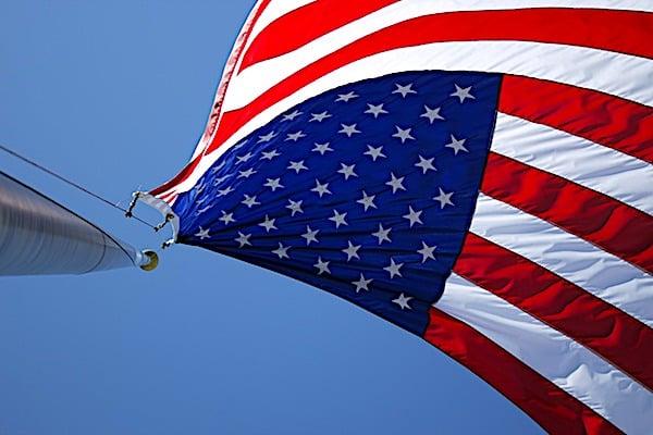 [american-flag-flagpole-upside-down-patriotic-united-states-usa-blue-sky-pixabay]