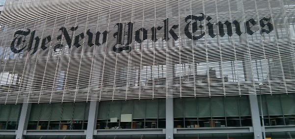 New York Times claimed this doctor died from...