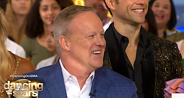 'Dancing With the Stars' choice of Sean Spicer sparks backlash