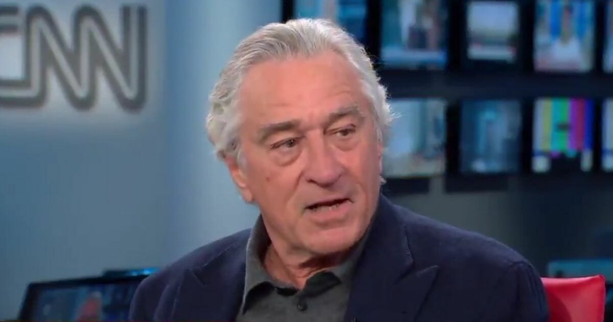 Accused of abuse and sexism himself, De Niro calls Trump presidency abusive - WND
