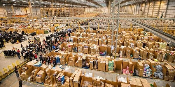 Amazon workers getting injured at higher rates compared to competitors