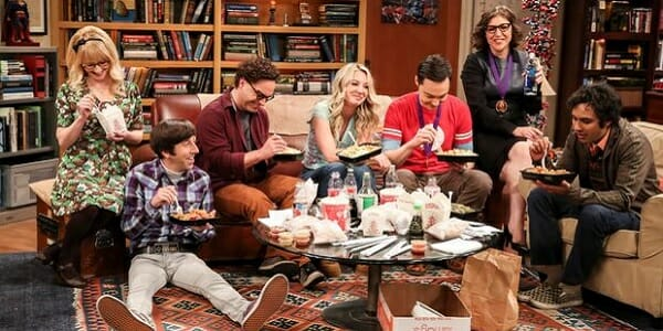 Slipping 'Big Bang Theory' spinoff sneaks in tasteless impeachment attack on Trump