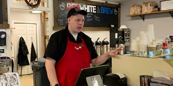 Man with autism opens own coffee shop after no one would hire him - WND
